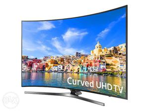 """55"""":UHD,CURVE,SMART,ANDROID TV at Rs. only"""