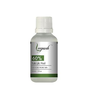60% Salicylic Acid Beta Peel BHA Anti Acne Peel for Acne Oil