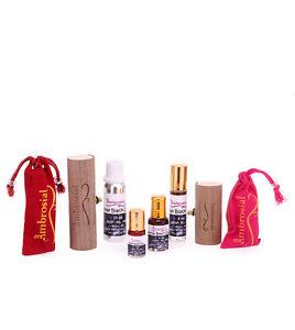 Ambrosial Black Oud Attar Exotic Extrait de Parfum Natural
