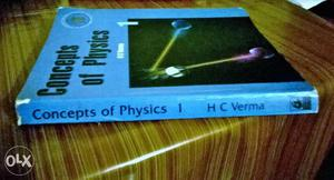 Concept of Physics Part 1 and Part 2 by HC Verma
