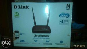 D-Link Cloud Router Box