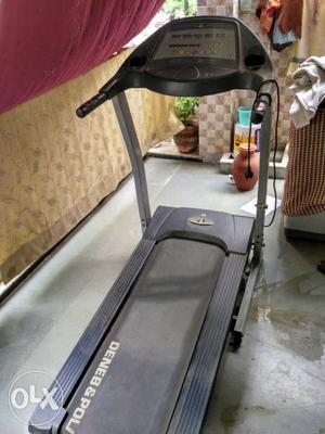 Deneb & Polak Treadmill Machine Only Ic Needs To