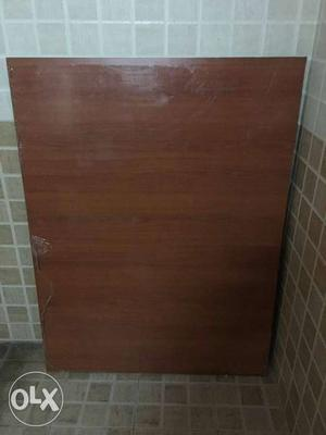 Double side laminated wooden board, water proof,
