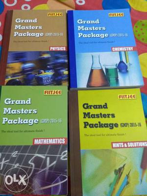 FIITJEE Grand Masters Package PCM