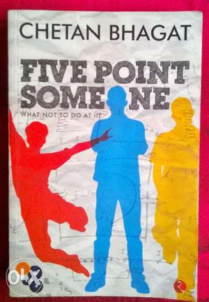 Five point someone is the best book I have ever