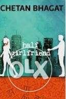 Half Girlfriend By Chetan Bhagat - Set of 5 new Books