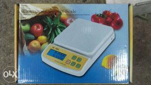 It is new It weighs 1gm to10kg It comes with