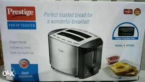 New Prestige Popup Toaster in neat & original