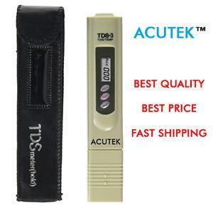 TDS-3 TDS Meter Digital Handheld Pocket Thermometer - Test