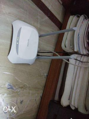 TP Link WiFi router 300 mbps