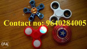 Fidget spinner in wholesale prices. starring rang from Rs 50