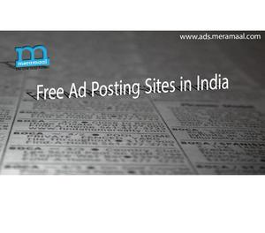 Free Ad Posting Sites in India Hyderabad