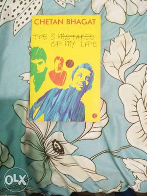 The 3 Mistakes Of My Life By Chetan Bhagat Book