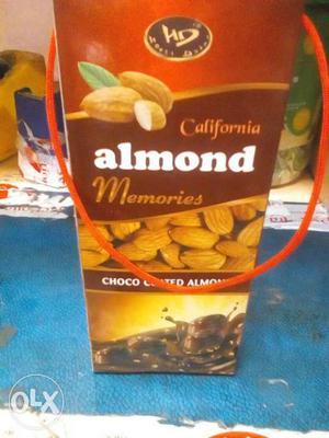 California Almond Box
