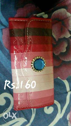 Clutch(purse)Rs.160