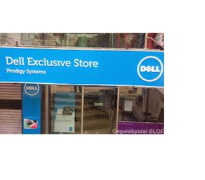 Dell -Exclusive laptop showroom in OMR- Chennai