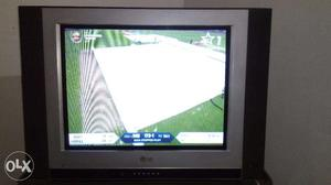 """LG 21"""" Flatron TV at low rate"""