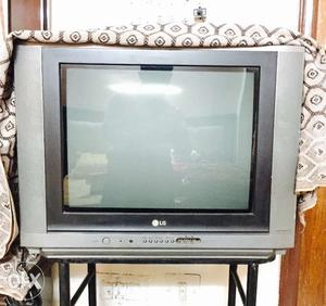 Lg Flatron 21 Inch Colour Tv In Very Good Working