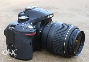 Nikon D with vr  lens + nikkor
