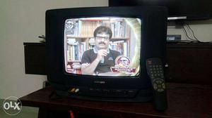 Samsung Colour TV, 14inch, CRT, Very Good