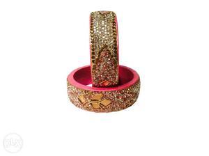 Walias Art Bollywood Designer Golden multi.