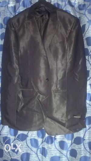 Black blazer and pant - only single use