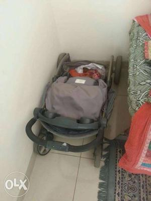 Graco stroller bought in us