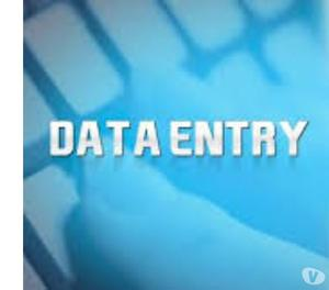 Offline Data Entry Project Lucknow
