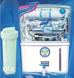All types of filter is for sell and we provide service