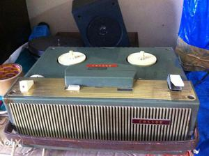 Crosser Spool Tape Recorder