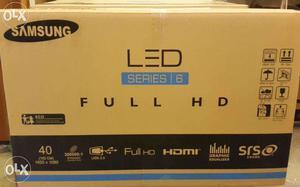 Led TV Brand new Samsung - sony with 1 year warranty