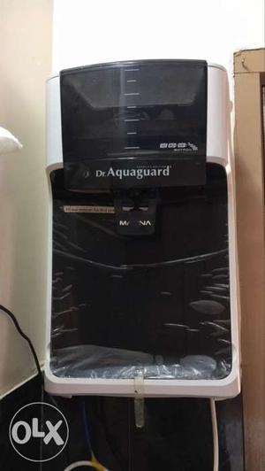 White And Black Aquaguard Water Purifier
