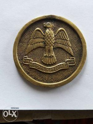 Brigade Of The Guards Coin