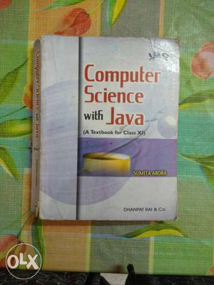 Computer Science With Java Book