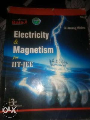 Electricity and Magnetism for IIT JEE JEE mains
