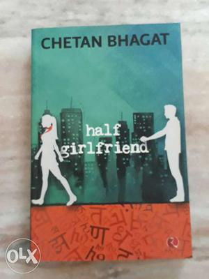 Half Girlfriend Book By Chetan Bhagat
