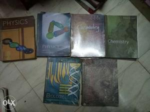 Ncert books for class 11th and 12th. physics,