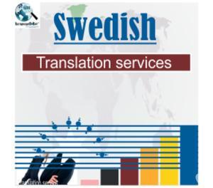 Professional Swedish to English Translation Service Agency