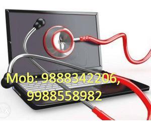hp Laptop repair service center in panchkula chandigarh