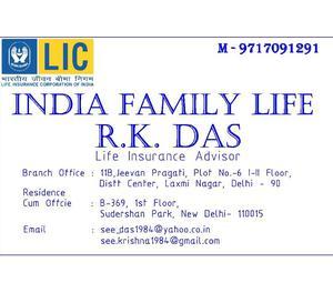 Insurance Adviser at L.I.C of India & apollo munich health