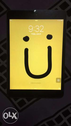 Ipad mini 16 gb just like new not a single