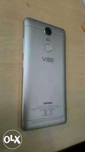 Lenovo K5 note vibe white & silver colour 3GB ram
