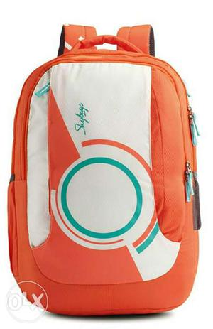 Skybags backpack mrp-. brand new with one