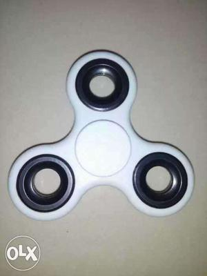 White Fidget Spinner Brand new best spinning