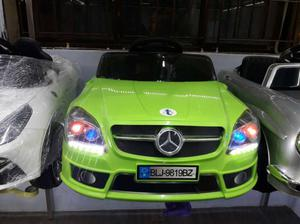 Brand New Mercedes Benz Ride-on kid's battery operated car