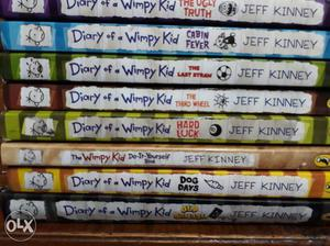 Diary Of A Wimpy Kid By Jeff Kinney Book Series
