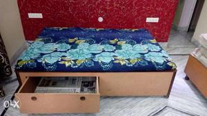 Home made dewan with mattress