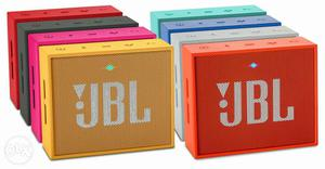 JBL GO Portable Wireless Bluetooth Speaker (new)