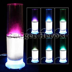 Portable LED Color Changing Dancing Water Fountain Spray