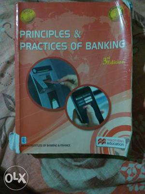 Principles & Practices Of Banking 3rd Edition